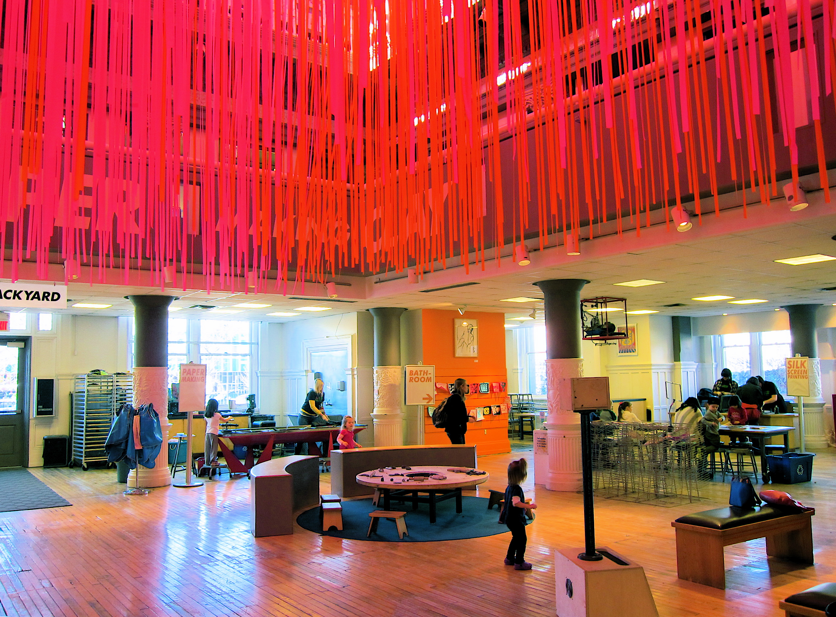 Pittsburgh Children's Museum of Pittsburgh Art Studio