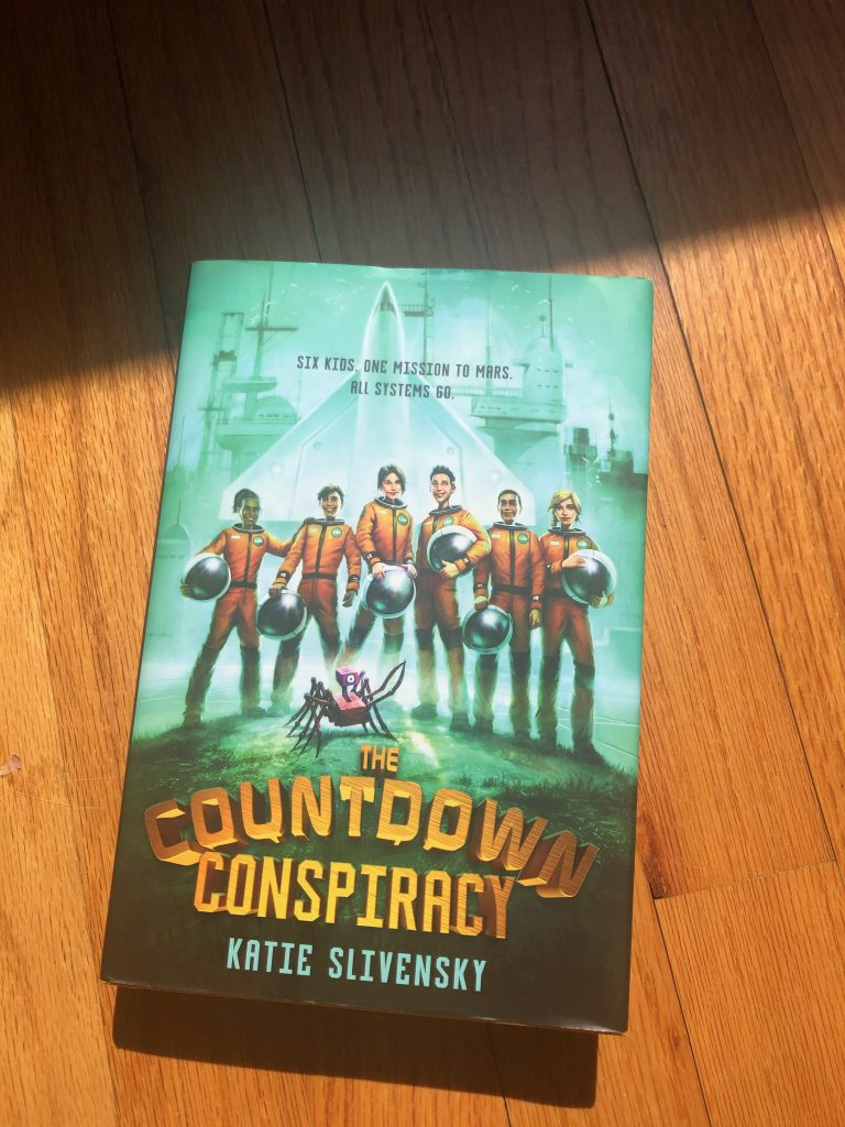 Countdown Conspiracy By Katie Slivensky