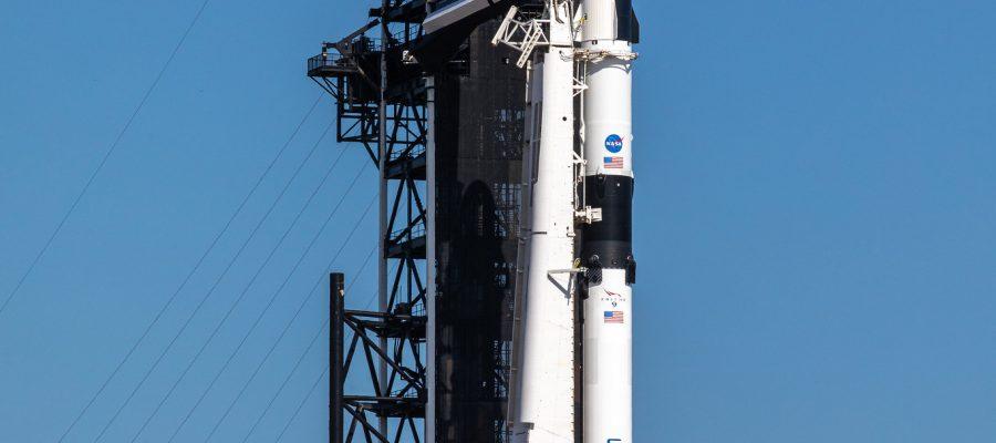 Falcon 9 Crew Dragon