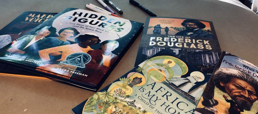 Books for Black History Study