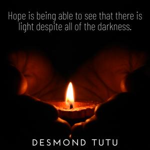 Hope of Light - Desmond Tutu