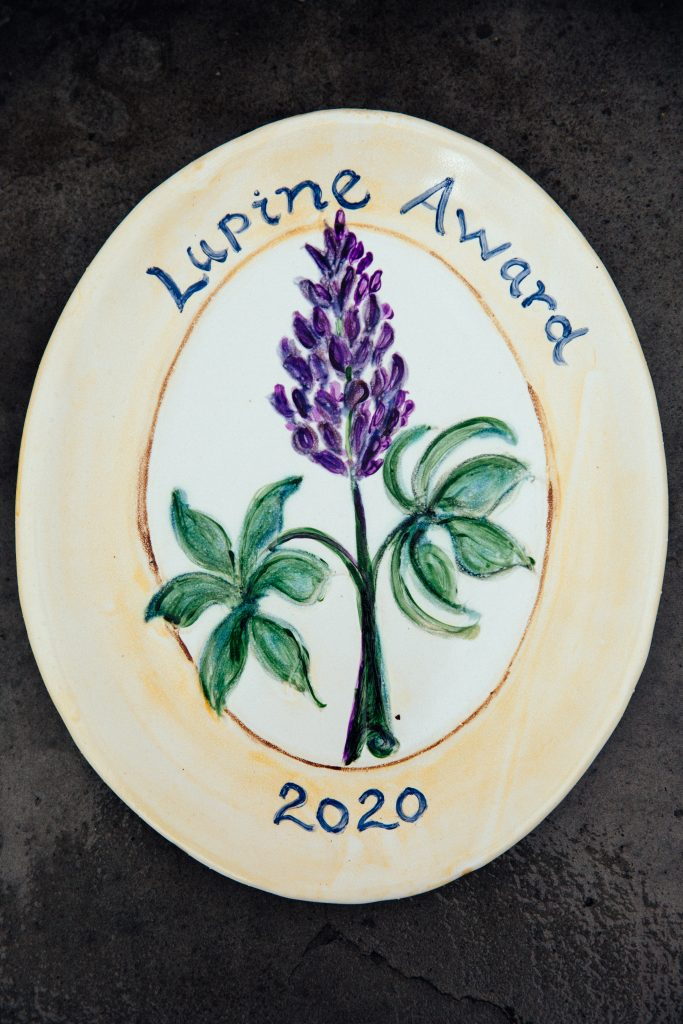 Lupine Honor Award